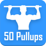 50 Pullups workout Be Stronger 2.7.8 MOD (Remove ads)