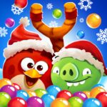 Angry Birds POP Bubble Shooter 3.94.1 MOD (Gold Sale package)