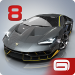 Asphalt 8 Racing Game – Drive, Drift at Real Speed 5.6.1a APK MOD (Unlimited Credid)