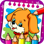 Coloring & Learn Animals – Kids Games  MOD  1.137