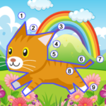 Connect the Dots – Animals 22.0.0 MOD (Unlock all pages)