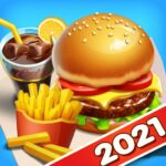 Cooking City: frenzy chef restaurant cooking games MOD 2.11.5052