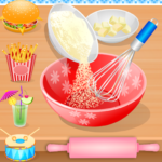 Cooking in the Kitchen 1.1.74 APK MOD (Games for Girls)