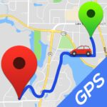 GPS Navigation – Map Locator & Route Planner 7.5.2.2 MOD