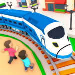 Idle Sightseeing Train – Game of Train Transport 1.1.8 MOD