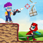 Mr Shooter Puzzle New Game 2021 – Shooting Games  MOD  1.48