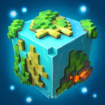 Planet of Cubes Craft Survival 2.0 MOD (Unlimited Coins)