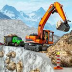 Snow Offroad Construction Excavator 1.14 MOD (Remove Ads)