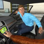 Taxi Game 2 2.2.0 APK MOD (Unlimited Gold_taxi)