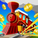 Train Merger – Idle Manager Tycoon  MOD 2.4.7