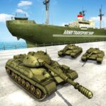 US Army Transport Tank Cruise Ship Helicopter Game  4.3 MOD (Bundle Of Remove Ads)