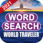 Word Search World Traveler  1.16.2 MOD (Unlimited Hints)