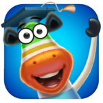 Zebrainy: learning games for kids and toddlers 2-7  MOD 7.6.3 ( Intro for 1st month, then)