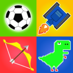 1 2 3 4 Player Games : new mini games 2021 free 2.3 MOD