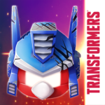 Angry Birds Transformers 2.13.0  MOD (Unlimited Gems)