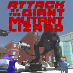 Attack of the Giant Mutant Lizard 1.1.2 MOD