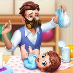 Baby Manor: Baby Raising Simulation & Home Design  1.11.2 MOD (Unlimited coins)