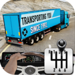 Cargo Delivery Truck Parking Simulator Games 2020 1.56 MOD