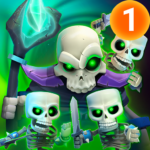 Clash of Wizards 0.43.5 MOD (Warrior Pack)