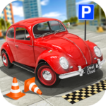 Classic Car Parking Game: New Game 2021 Free Games  1.8.1 MOD