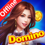Classic Dominos Offline : Block Draw All Fives 1.4.7 MOD (Remove All Ads)