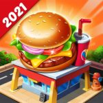 Cooking Crush: New Free Cooking Games Madness 1.3.7 MOD (Tasting Pack)