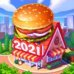 Cooking Madness 2.0.2  MOD (Unlimited Diamonds)