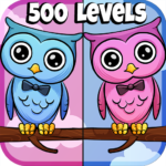 Find The Differences Game 500 levels 1.9.56 MOD (Unlimited Pack)