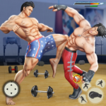 GYM Fighting Games: Bodybuilder Trainer Fight PRO 1.6.4 MOD (Unlock all Players)
