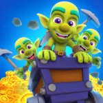 Gold and Goblins: Idle Merger & Mining Simulator  1.4.2 MOD (Unlimited Gems)