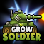 Grow Soldier 4.0.3 MOD (ADS PACK)