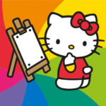 Hello Kitty Coloring Book  1.2.8 MOD (Weekly subscription)