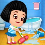 Home and Garden Cleaning Game 9.0 MOD (Remove Ads)
