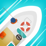 Hooked Inc: Fisher Tycoon  2.19.8 MOD (Unlimited Gems)