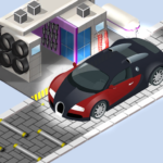 Idle Car Factory: Car Builder, Tycoon Games 2021🚓 14.0.2 MOD