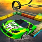 Impossible Car Stunt Games: Extreme Racing Tracks 3.2 MOD