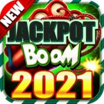 Jackpot Boom Free Slots : Spin Vegas Casino Games  6.1.0.1 MOD (Unlimited Coin Package)