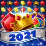 Jewels Fantasy Crush : Match 3 Puzzle 2.0.3 MOD (Super Package)