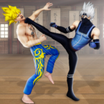 Karate King Fight: Offline Kung Fu Fighting Games 1.9.3 MOD (Unlock all characters)