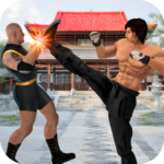 Kung fu fight karate offline games: Fighting games 3.53 MOD (All characters unlock)