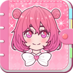 Lily Diary : Dress Up Game  1.2.7 MOD (Black Chain)