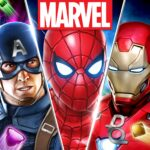 MARVEL Puzzle Quest: Join the Super Hero Battle! 229.573667 MOD (Agency Expenses)