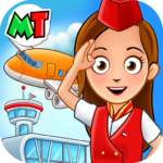 My Town : Airport. Free Airplane Games for kids 1.02 MOD