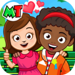 My Town : Best Friends' House games for kids 1.18 MOD
