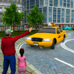 New Taxi Driving Games 2020 4 MOD (Unlimited Money)