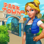 Park Town: Match 3 Game with a story! 1.43.3683 MOD (Unlimited Pack)