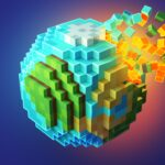 PlanetCraft: Block Craft Games 5.0.2 MOD (Unlimited Coins)
