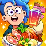 Potion Punch 2: Fun Magic Restaurant Cooking Games  1.8.5 MOD (Unlimited Gems)