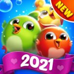 Puzzle Wings: match 3 games  2.3.5 MOD (Unlimited Coins)