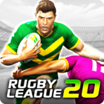 Rugby League 20 1.2.3.75 MOD (Unlimited Energy)
